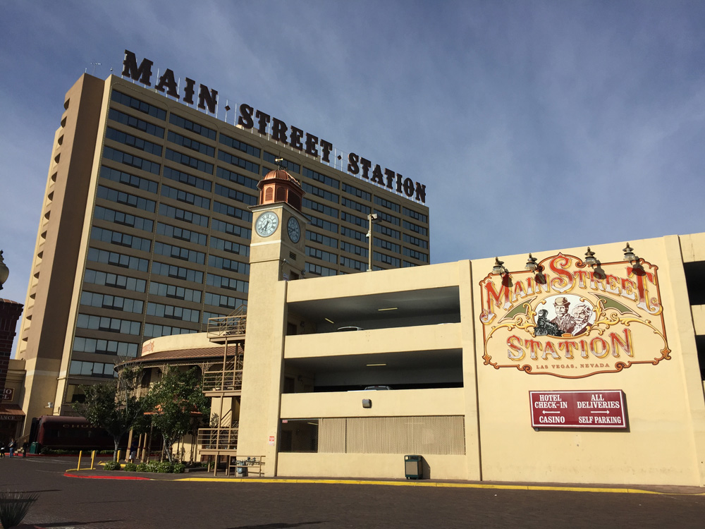 Main Street Station Hotel, Casino and Brewery